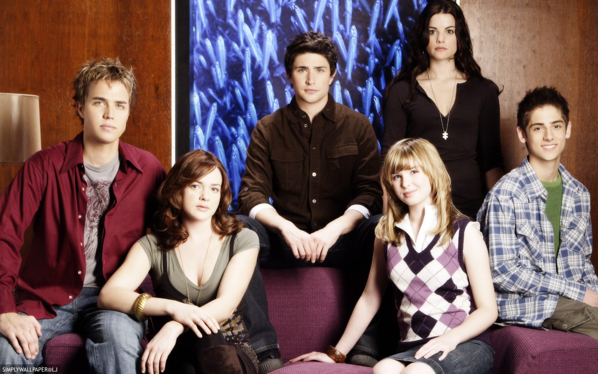 Kyle xy characters